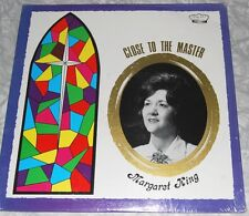 SEALED! MARGARET KING Close to the Master PRIVATE XIAN COUNTRY STEEL GUITAR LP