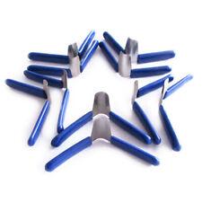 10xBLUE POW Accessories Unlocking tool Padlock Shim Key Unlocking Aircraft clamp
