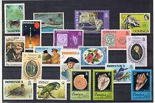 Dominica Valores del año 1973-76 (DE-981)
