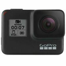 GoPro HERO7 Black Waterproof Action Camera 4K HD 12MP