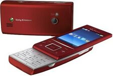 Sony Ericsson Hazel J20i - Red - Mobile Phone