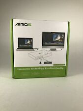 KVM Switch HDMI Aimos USB 2 Ports PC Computer Switch Keyboard Mouse Switch