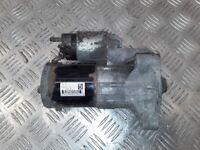 Peugeot 307 2007 Diesel Starter motor 9656262780 100kW GENUINE VEI330