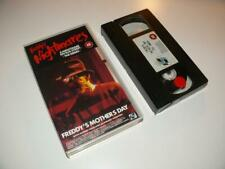 VHS Video ~Freddy's Nightmares: A Nightmare on Elm Street, Freddy's Mothers Day