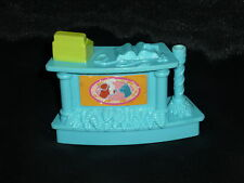 Fisher Price Sweet Streets Dollhouse Purple Carriage No Horse