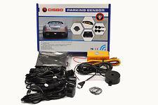 Cisbo Reversa Sensores De Estacionamiento 4 Sensores De Audio Zumbador Kit de reparaciones de baja tensión cuestiones