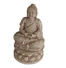 Superfish Zen Deco Buddha Large Aquarium Fish Tank Ornament Asian Style 17.5cm