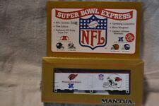 Mantua #733-808 Ho Scale Super Bowl Express Phoenix Cardinals - New