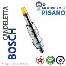 5x Originale Bosch Candelette Duraterm VOLVO xc-60 2.4 d3 d4 d5