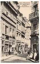 CPA 35 - SAINT-MALO (Ille et Vilaine) - 3531.La Maison de Duguay-Trouin - G. F.