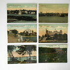 LOT OF 6 PORTLAND MAINE ME ANTIQUE  POSTCARDS