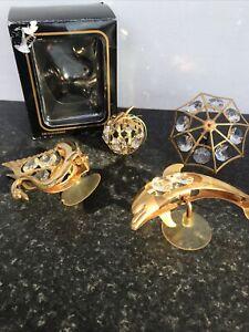 Crystal Temptations Swarovski 24k Gold Plated