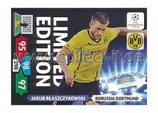 Panini Adrenalyn XL Champions League 13/14 Jakub Blaszczykowski Limited Edition