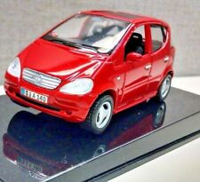 Auto Art 1:32 Mercedes A140 Red in original display case