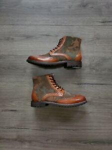 Mark Nason Sketchers Ithaca Beaufort Camo Boots Mens Size 11