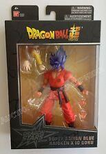 Dragon Ball Stars - Super Saiyan Blue Kaioken X 10 Goku - Series 6 Figure Bandai