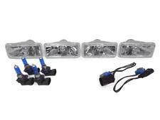 Euro Crystal Clear Headlight+Wiring+Bulbs For 1993-1997 Chevy Chevrolet Camaro