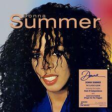 DONNA SUMMER - DONNA SUMMER : MINI REPLICA SLEEVE CD ALBUM (2/10/2015)