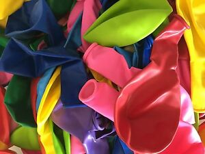 25 & 50 & 100 Stück normale Luftballons Ø 30 cm  2,8 gr. Luftballon 12 Zoll