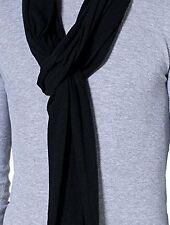 AMERICAN APPAREL JERSEY SHEER SCARF NEW