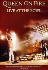 Queen - On Fire Live at the Bowl [New DVD]