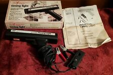 Vintage Sears Timing Light 12v No2821684 In Original Box With Manual