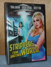 Strippers From Another World (DVD, 2008) NEW Erika Jordan, Christie Stevens