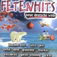 Fetenhits-Neue Deutsche Welle (1998) Nena, Peter Schilling, Joachim Wit.. [2 CD]