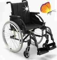 Leichtgewichtrollstuhl Action 3 faltbar Rollstuhl
