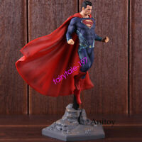 DC Superman Figure IRON STUDIOS Justice League Superman Action Figure IN BOX