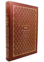 Daniel Defoe A JOURNAL OF THE PLAGUE YEAR Easton Press 1st Edition 1st Printing