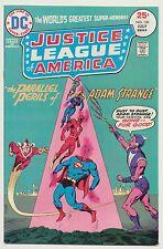 JUSTICE LEAGUE OF AMERICA #120 JLA HIGH GRADE Perils Adam Strange Jul 1975