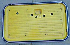 Original Ford F-Series 1967 thru 1971 Truck Steel Door Panel & Trim