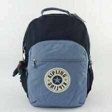 "KIPLING SEOUL GO Large 15"" Laptop Backpack True Blue Bold Block"