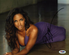 Kenya Moore SIGNED 8x10 Photo The Real Housewives of Atlanta PSA/DNA AUTOGRAPHED
