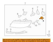 Lincoln FORD OEM 07-09 MKZ-Headlight Headlamp Bulb 2U5Z13N021AA