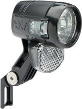 Fahrrad LED Scheinwerfer für Nabendynamo AXA BLUELINE 30 Lux Fahrradlampe 01050