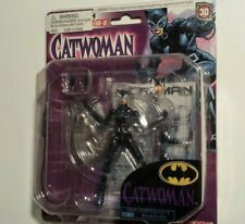 Catwoman Micro Action Series Microman Dc Direct Import Takara Japan Batman Comic