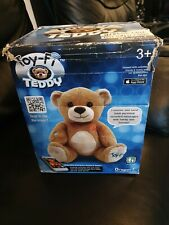 Toy Fi Teddy Plush Toy Bluetooth Smartphone PC Mobile Phone Kids Children Xmas