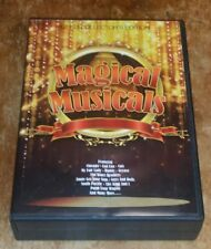 Magical musicals 12 disc collectors edition -  CHICAGO, CATS,GREASE, BUDDY ETC.