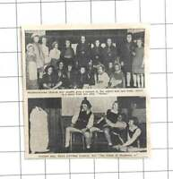 1942 Walsworth Road Church Girl Guides Provide Concerts And Plays