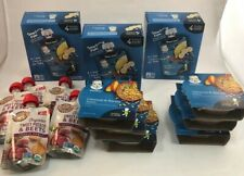 Fresh Gerber Earth Best Toddler Baby Food Lot 17x Pouches & 6x Cereal Meal Bowls