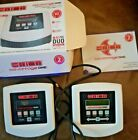 Lot of 2 for repair Team Orion Advantage ONE Duo AC/DC Lipo Nimh Battery Charger