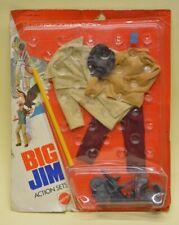 BIG JIM MATTEL ADVENTURE SET OUTFIT #9418 SECRET FILMER SEALED & CARDED 1975 pr