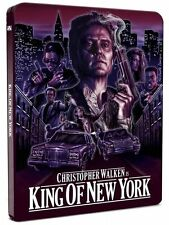 Thriller Mystery Gangster Limited Edition DVDs & Blu-rays