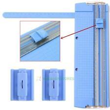 Portable A4 Precision Paper Photo Trimmers Ruler Cutter Cutting Scrapbook Blade