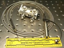 KINEFLEX QIOPTIQ LASER BEAM FIBER OPTIC LAUNCH polarized cable, point source