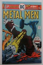 METAL MEN #45 - NM DC 1976 Vintage Comic