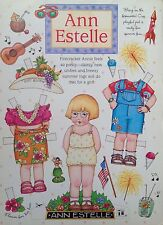 Mary Engelbreit Mag. Paper Doll, ANN ESTELLE, June/July 1999, Uncut