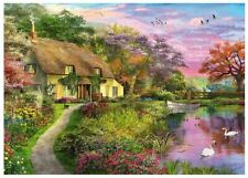 Ravensburger 500 piece jigsaw puzzle COUNTRY HOUSE
